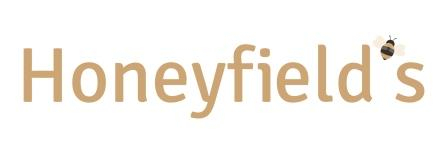 Honeyfields logo shopping