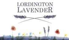 Lordington Lavender logo shopping