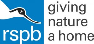 RSPB logo shopping