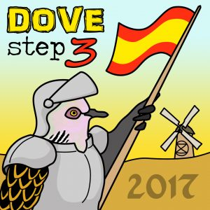 Dove Step 3
