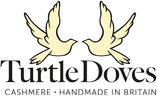 Turtle Doves Cashmere logo colour RGB - cashmere