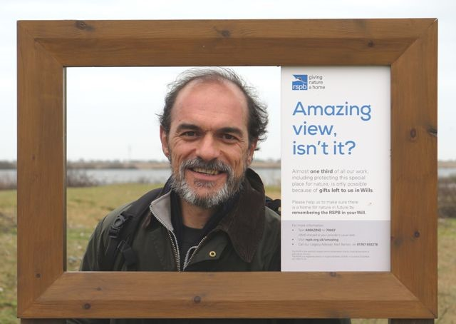 Carles Carboneras, International Migrants Programme Manager at RSPB