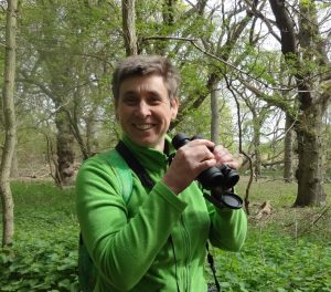 Caroline Spinks Turtle Dove Survey Volunteer Co-ordinator
