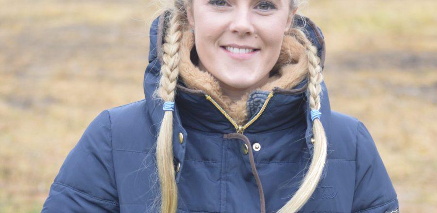 Eliza Emmett Upper Wensum Cluster Farm Group advisor